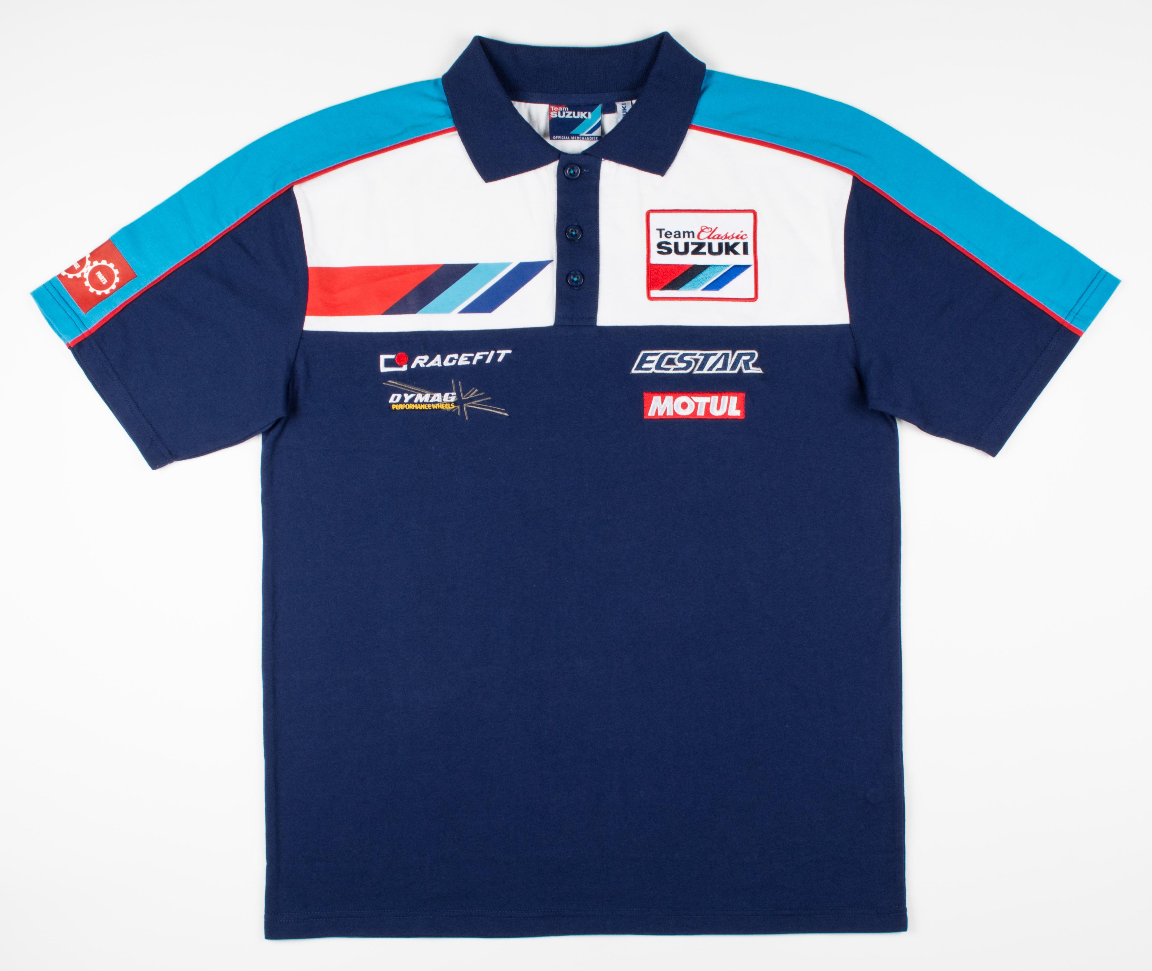 New Team Clic Suzuki Clothing Launched   Team Clic Suzuki